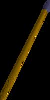 Mithril spear detail