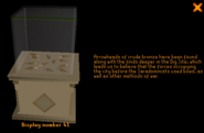 Varrock Museum display 41
