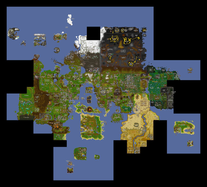 Chaos Elemental Pet & World Map (1)