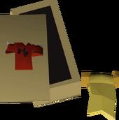 Dragon chainbody ornament kit detail
