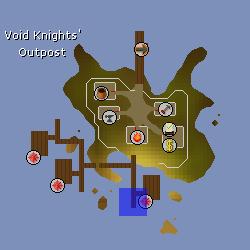 Squire (Novice) location