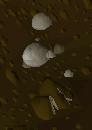 Explosive rock