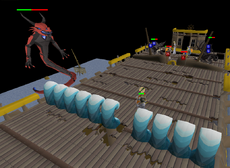 Dragon Slayer II - Galvek's tsunami