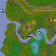 Loom map (Tirannwn)
