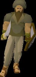 Mercenary (brown beard)