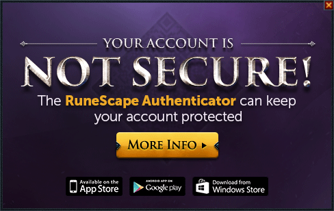 RuneScape Authenticator | Old School RuneScape Wiki | FANDOM