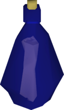 Clue bottle (hard) detail