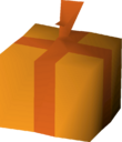 Mystery box detail