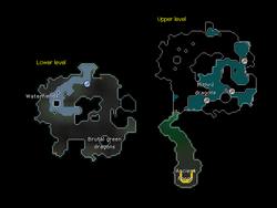 Ancient Cavern map