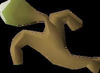 Gout tuber detail