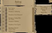 Sailing concept
