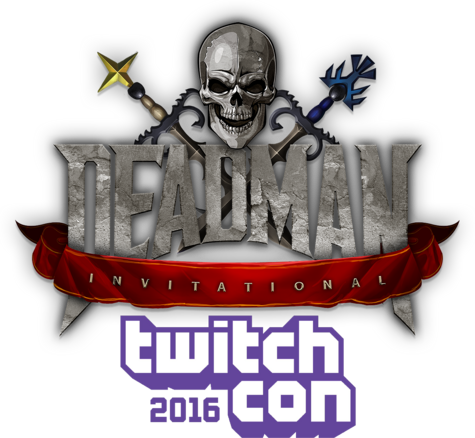 Deadman Invitational III - Live from TwitchCon! (1)