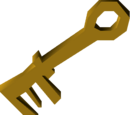 Giant key