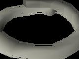 Steel key ring