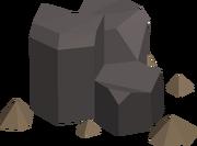 Basalt detail