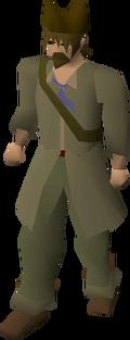 First mate 'Davey-boy'
