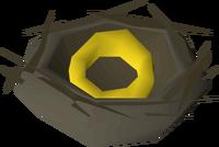 Bird nest (ring) detail