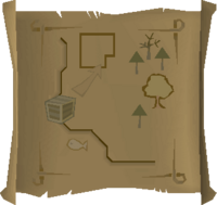 Map clue ape atoll shack