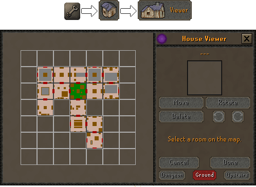Add Rooms To House Runescape