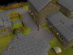 Draynor Village Agility Course 3