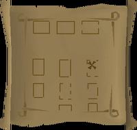 Map clue West Ardougne