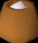 Pot of flour detail
