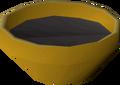 Burnt stew detail