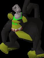 Maniacal monkey