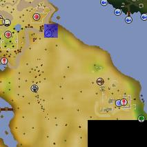The Golem location