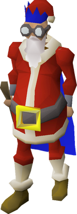 Wise Old Man (Christmas)
