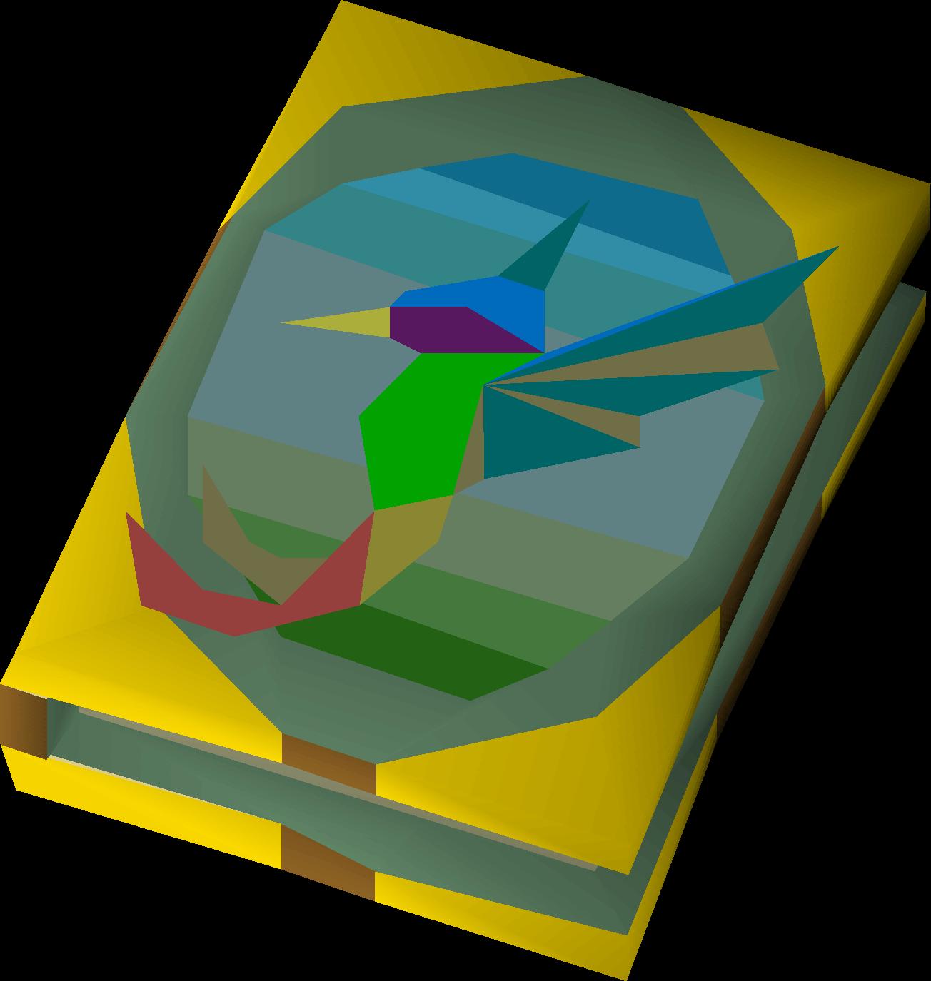 Bird book detail