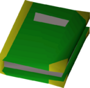 Book of balance detail