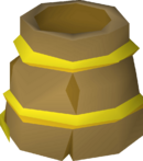 Bucket helm (g) detail