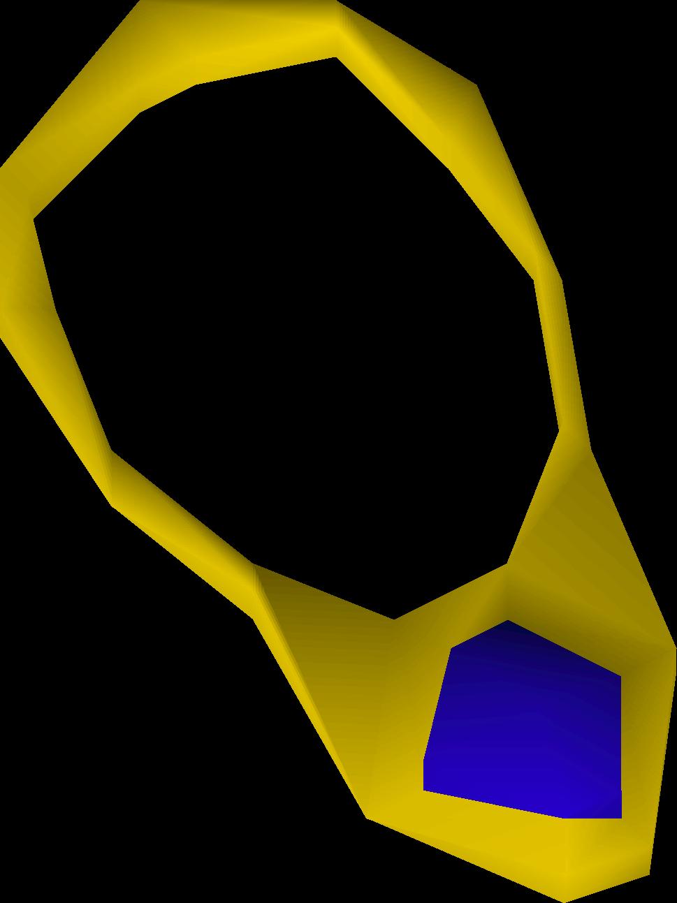 Sapphire necklace | Old School RuneScape Wiki | FANDOM powered by Wikia