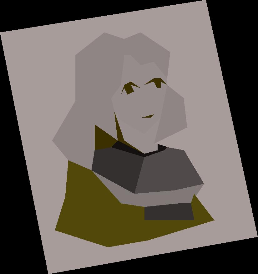 Signed Portrait Old School Runescape Wiki Fandom Powered By Wikia