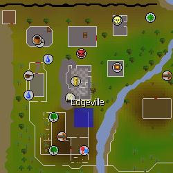 Recruiter (Wilderness Wars) location