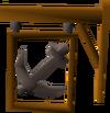 Rusty Anchor Inn sign