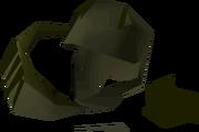 Verac's helm 0 detail