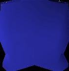 Woven top (blue) detail