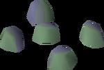 Amylase crystal detail