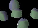 Amylase crystal