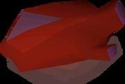 Demon's heart (darkness) detail