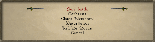 Elder Beta & Barbarian Assault (3)