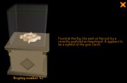 Varrock Museum display 42