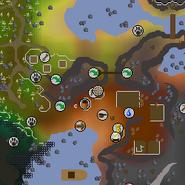 Loom map (Fossil Island)
