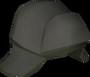 Lumberjack hat detail