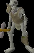 Skeleton fremennik (lv 60)