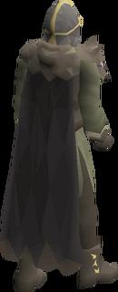 Clue hunter cloak equipped