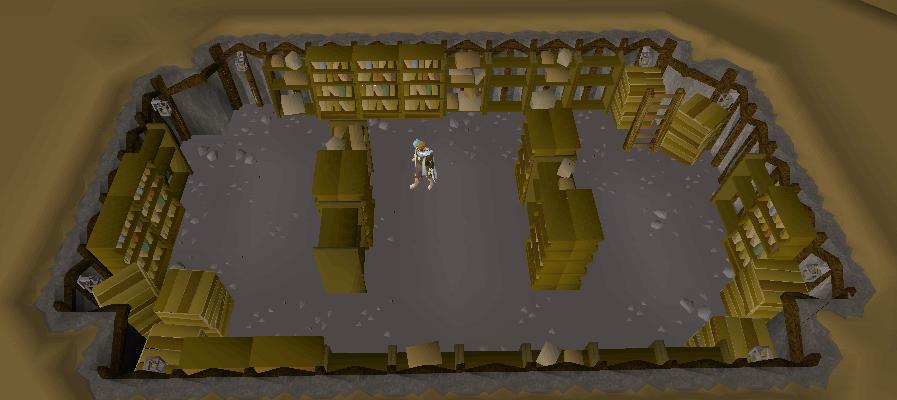 Paterdomus library