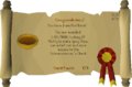 Recipe for Disaster (Freeing Evil Dave) reward scroll.png